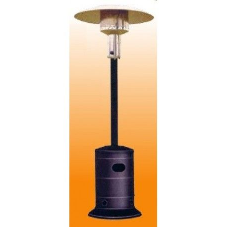 Estufa gas exterior patio heater - Estufas exterior gas ...